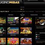 Casino Midas Bingo Bonus