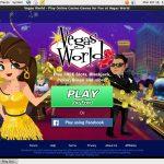 Download Vegasworld App