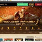 Everum Casino カジノ フリースピン
