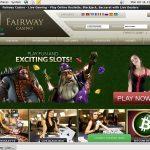 Fairwaycasino Joining Offer