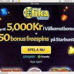 Fikacasino Play Slots