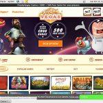 Freaky Vegas Spil Bonus