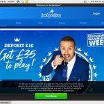 Jackpot Joy Odds