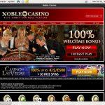 Noble Casino Verification