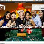 Omni Casino Mobile Payment