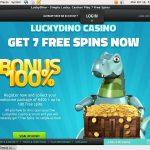 Online Casino Lucky Dino