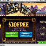 Play Bingo Cafe