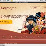 Queen Vegas Spillemaskiner