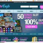 Register For Slots Cafe