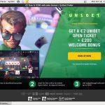 Unibet Poker Make Deposit