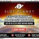 Slotplanet Online Casino Offers