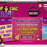 Rap Chic Bingo Matching Bonus