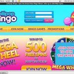 Lollipop Bingo Limited Offer