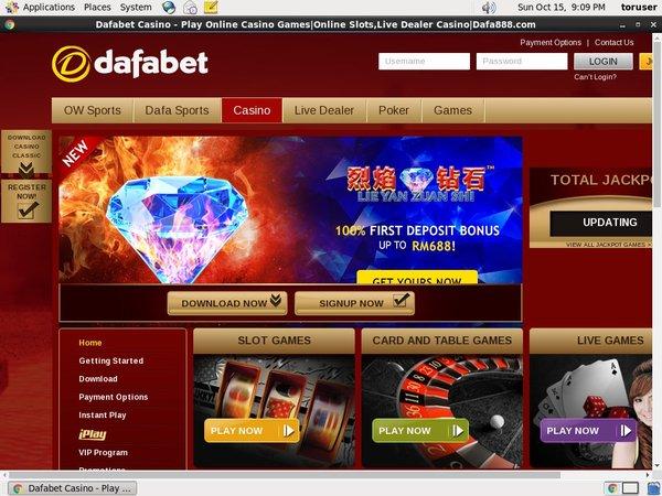 Is Dafabet Legit