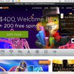 Casino.com Mobile Deposit Match