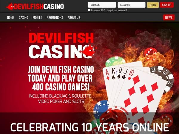 Devil Fish Safety Pay