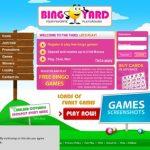 Bingo Yard Freebet