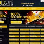 Goldspins Bonus Free Spins