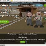 Freespins Caratcasino