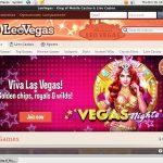 New Leo Vegas Account