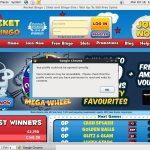 Online Casino Rocket Bingo