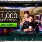 Royal House Casino Free Spin Bonus