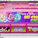 Spins Candy Shop Bingo