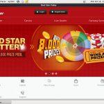 Welcome Red Star Poker Bonus