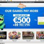Slotty Vegas Onlinecasino