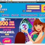 My Stars Bingo Bonus Code