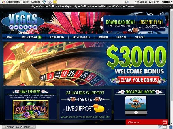 Vegascasino How To Bet