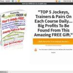 Register For TJ Profit Finder