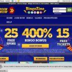Bingozino No Deposit Code