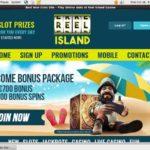 Deposit Bonus Reel Island