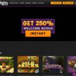Desert Nights Casino Welcome Offer