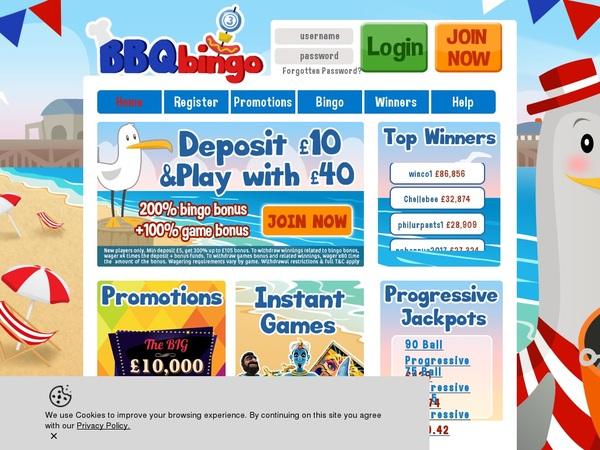 Bbqbingo Live Dealer