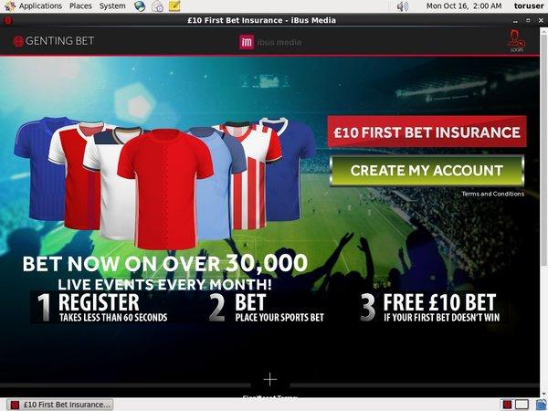 Genting Sports Internet Casino