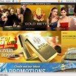 보너스 Gold Betting
