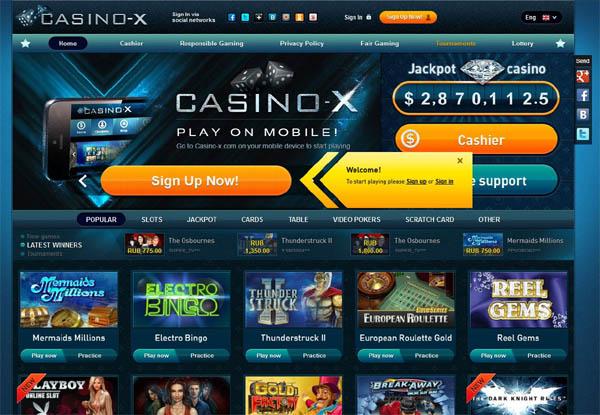Casino Casino X
